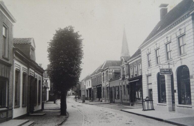 Historische wandeling door dorp Wijhe zaterdag  18 september 2021 om 14.00 uur